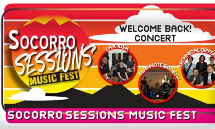 NMT's PAS Socorro Sessions welcome back Music Fest for the fall semester