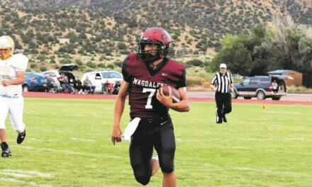 Steers snatch first win during homecoming