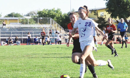 Lady Warriors win two over weekend