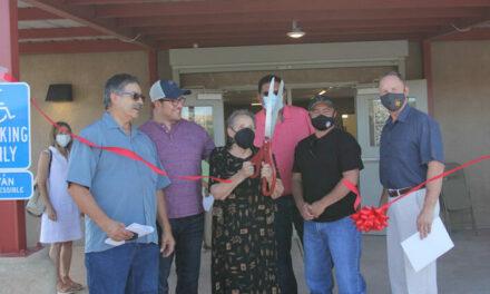 Sabinal Community Center grand opening