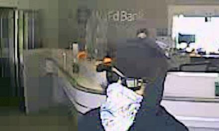 Bank robber hits WaFd Bank