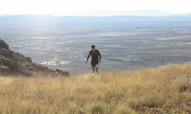 Tech continues 100 year tradition with run up 'M' Mountain